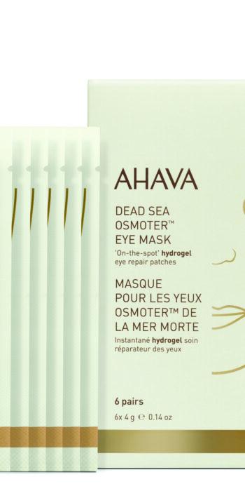 Dead sea osmoter eye mask 6paar