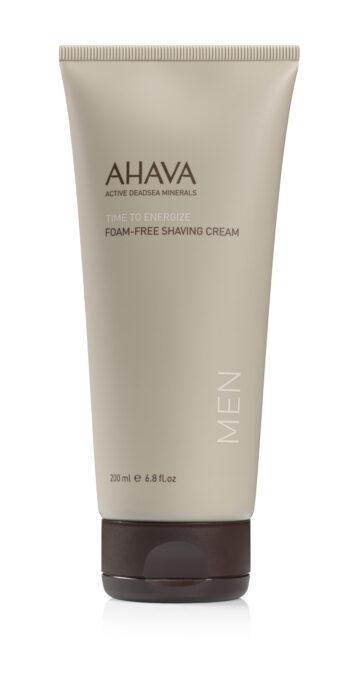 Foam free shaving cream