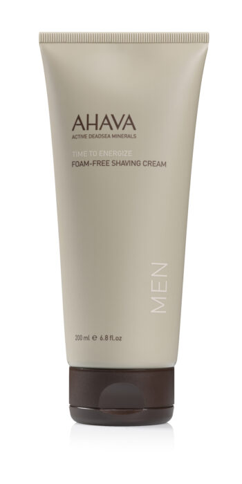 Foam free shaving cream