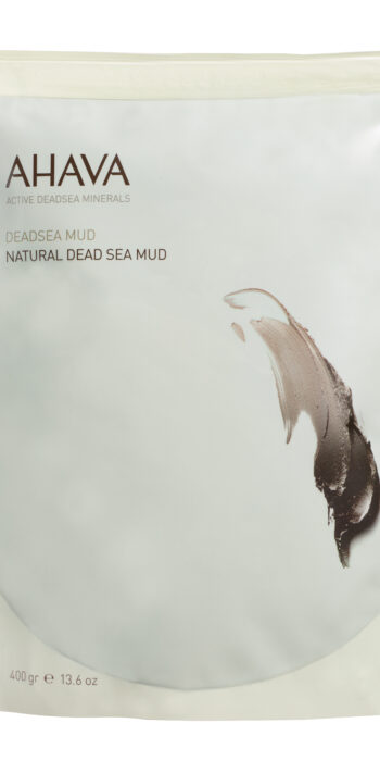 Natural dead sea mud