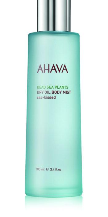 Dry oil body mist - sea kissed