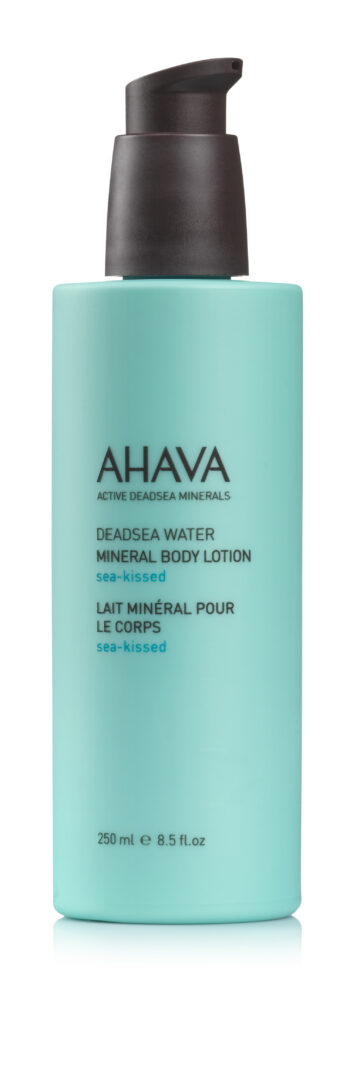 Mineral body lotion - sea kissed