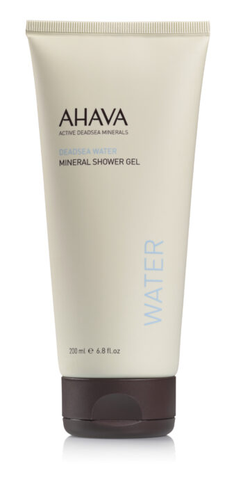 Mineral shower gel