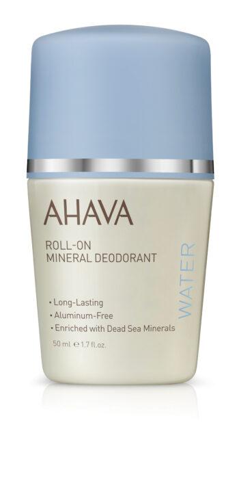 Roll-on Mineral deodorant